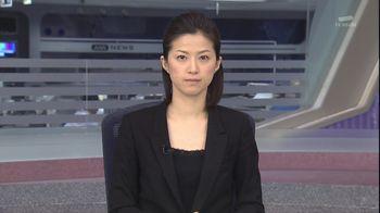 黒色のスーツを着ている石井希和